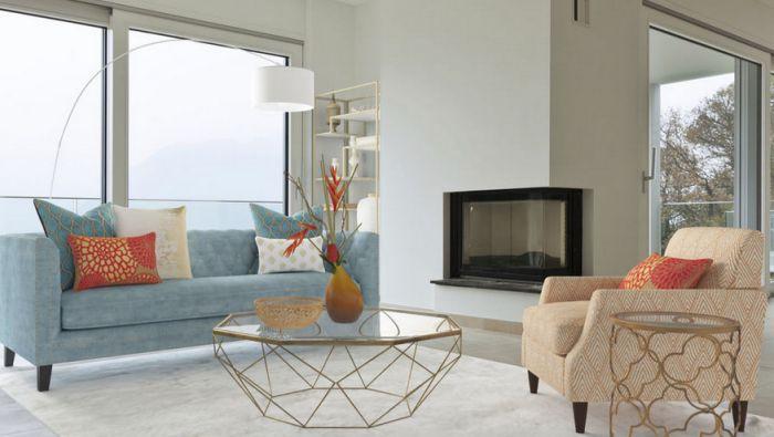 Die Einrichtung Einer Wohnung Lässt Sich Per App Virtuell Planen (Foto:  Roomy.com)